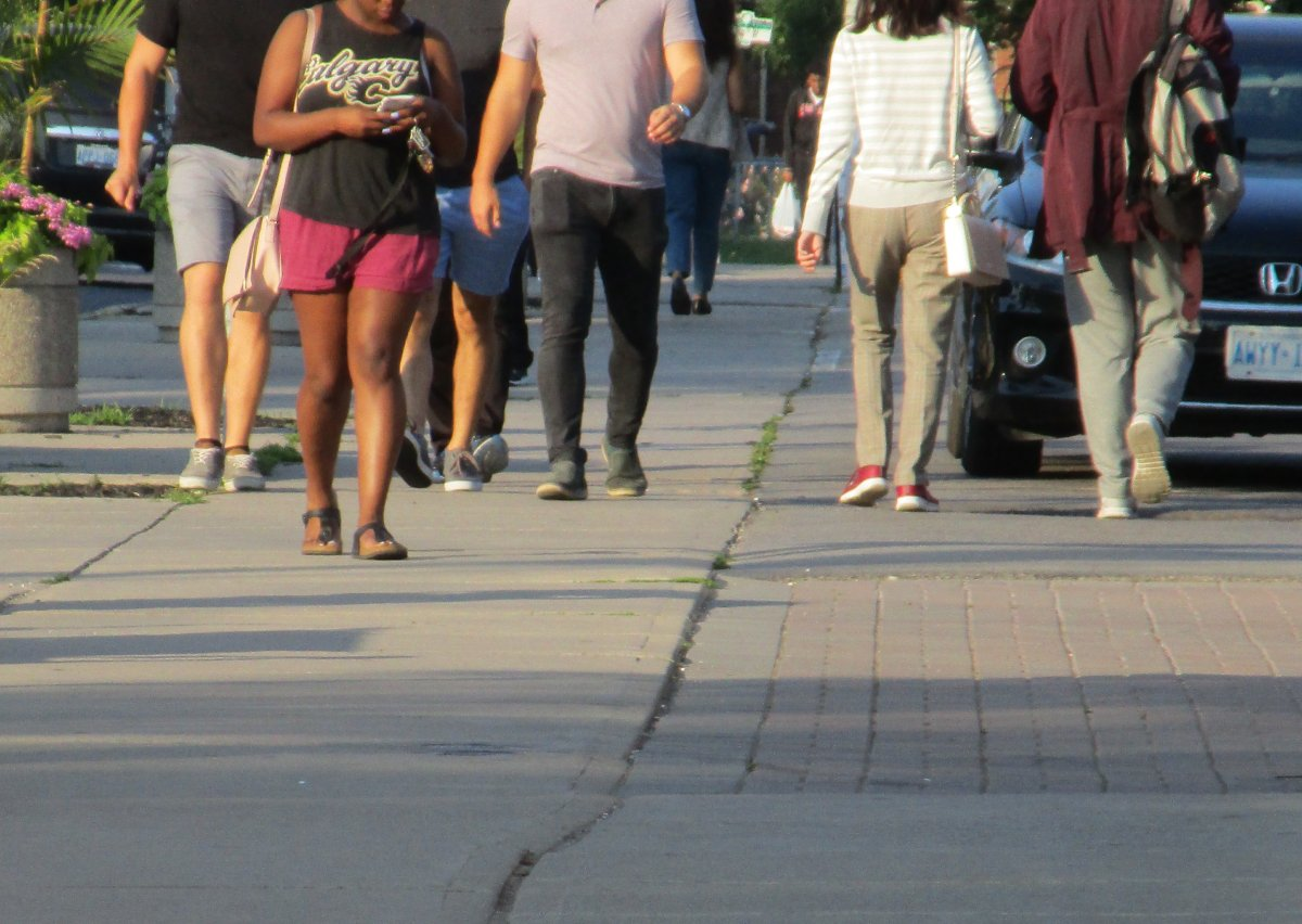 A city planner says Hamilton has much more 'walkability,' than many cities in North America since it was not originally built around everyone having a car.