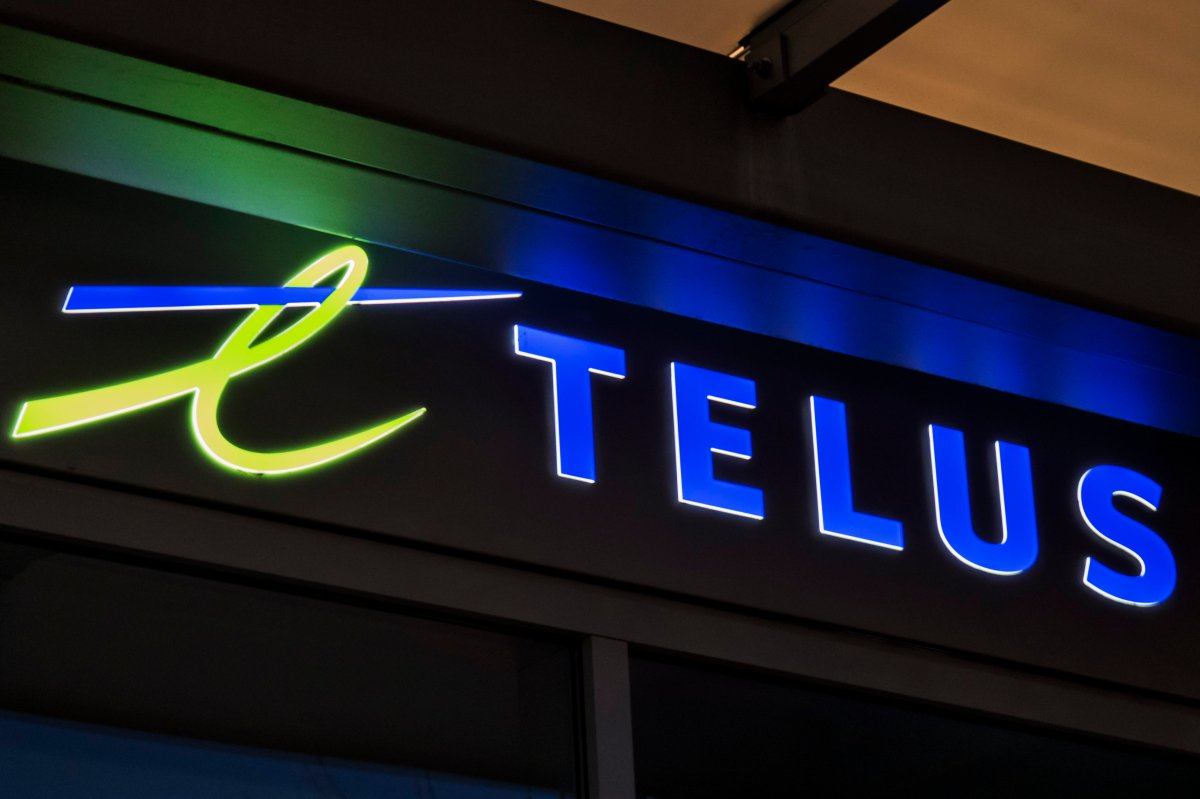 A company spokesperson says customers in Atlantic Canada will have any charges incurred over and above their regular plan waived by Telus.