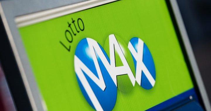 No winner for Tuesday's  million Lotto Max jackpot, 28 Maxmillion prizes won