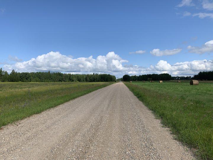 Theresa Kirkpatrick took the August 31 Your Saskatchewan photo near Nipawin.