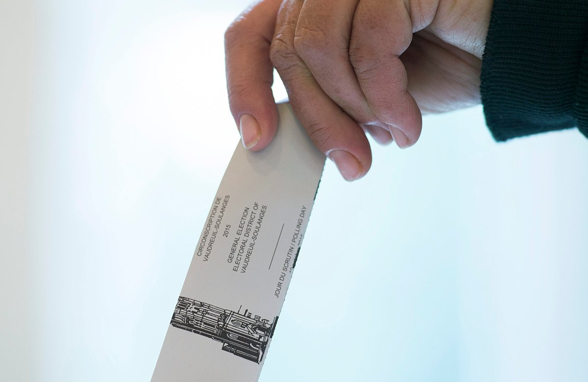The majority of B.C. residents would like to see voting in federal elections become mandatory, a new poll found.