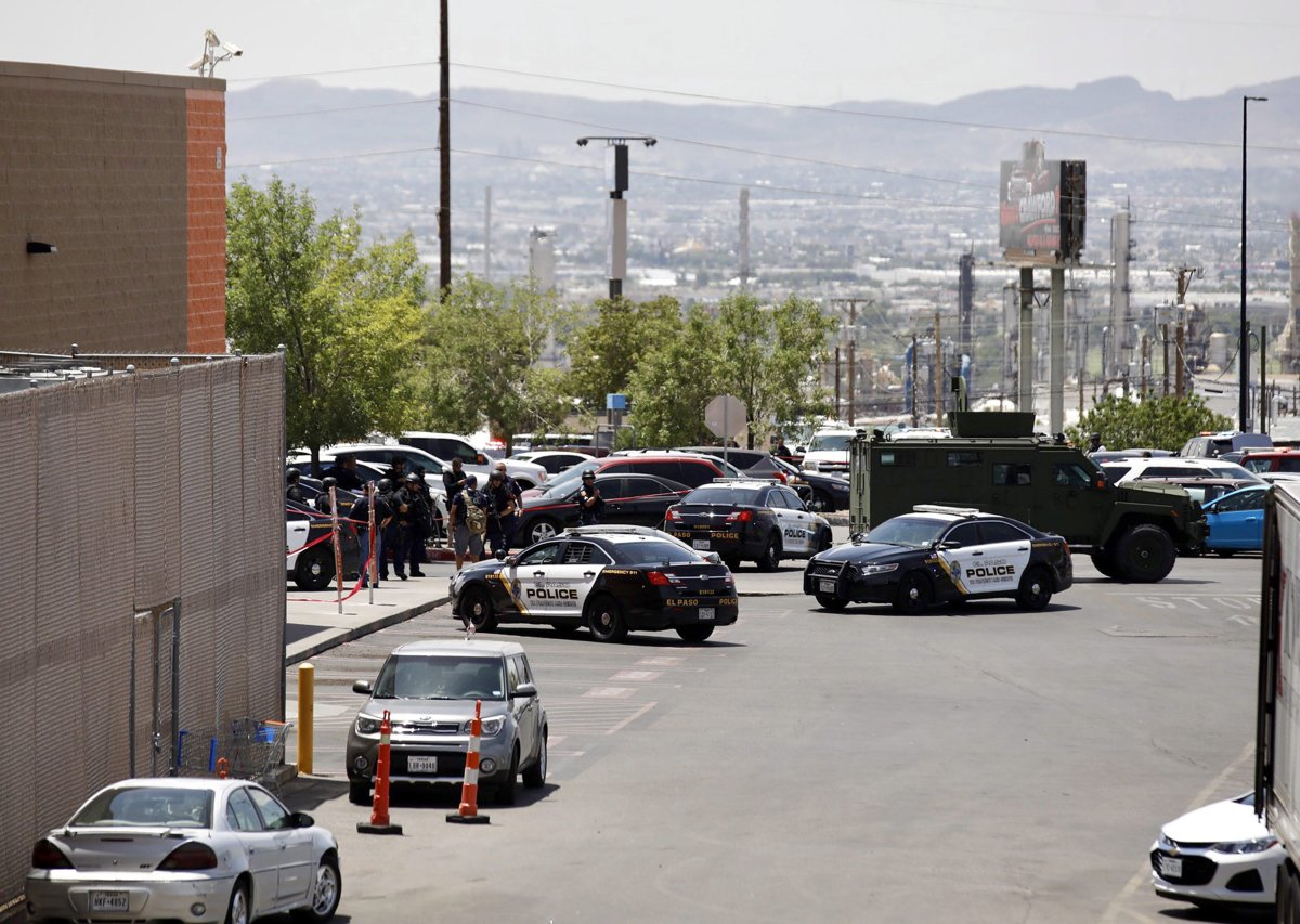 20 dead, 26 wounded in El Paso, Texas, shooting: police