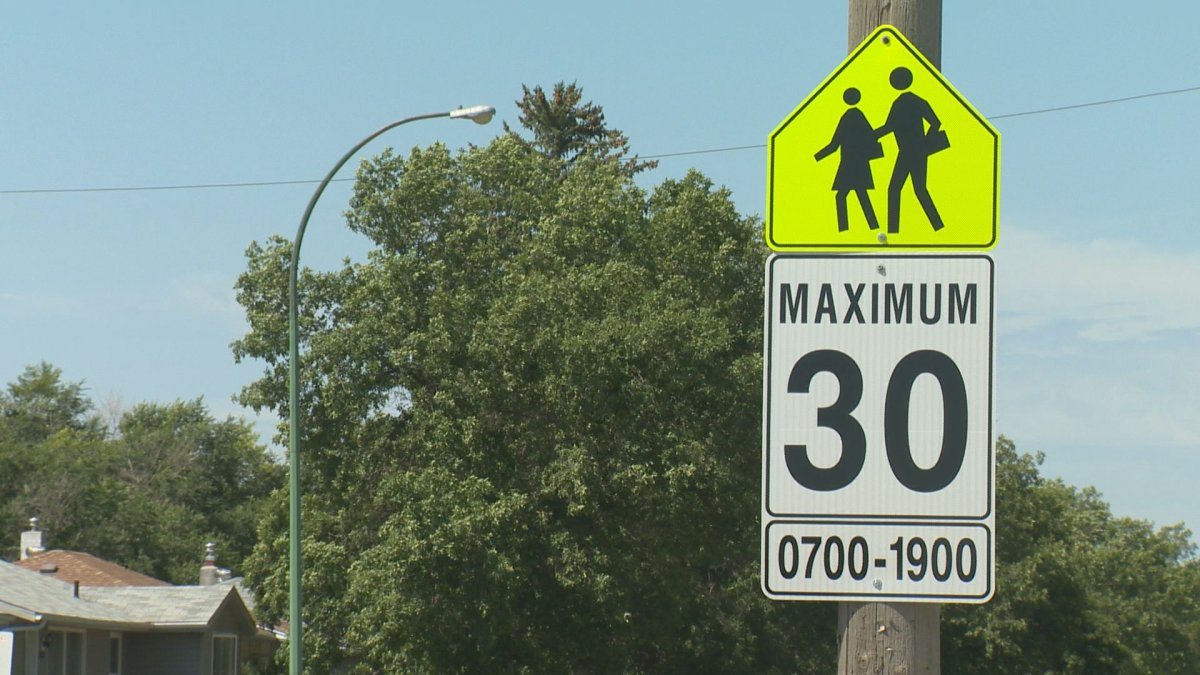 Although changes to speed limits in school zones technically come into effect Sept. 1, drivers are being warned police can still issue tickets.