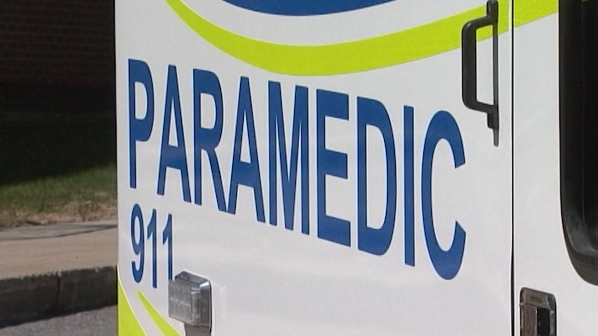 Out of an abundance of caution, two other paramedics are self-isolating after a short period of close contact with the paramedic who tested positive, officials say.