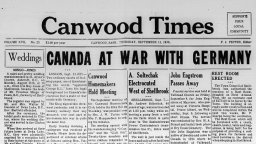 Continue reading: Sask. government to release province's historic newspapers online