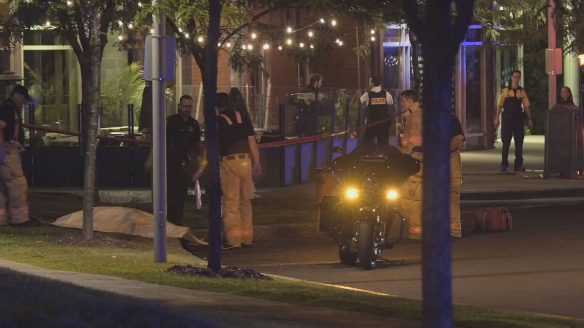 A man in his 30s was shot and killed in Boucherville, police say.