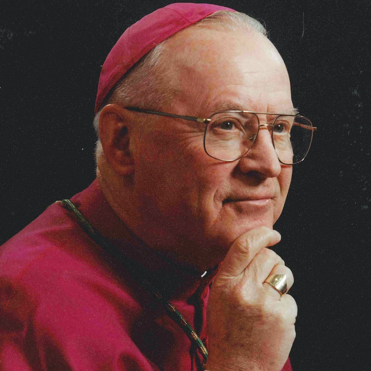 Bishop John Sherlock died Monday, August 12, 2019 at the age of 93.