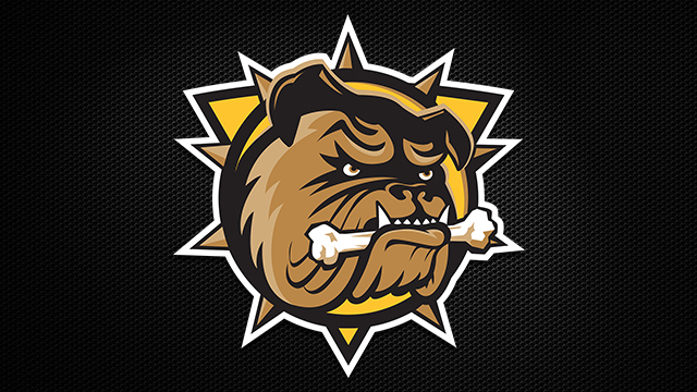 The Hamilton Bulldogs lost 4-3 in Guelph Sunday night.