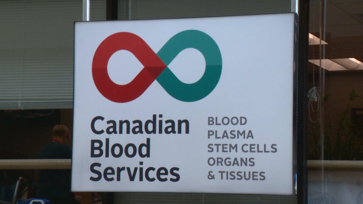 Coronavirus: Canadian Blood Services asking healthy donors to keep appointments - image