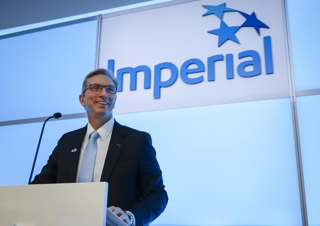 Imperial Oil is reporting second quarter results that beat analyst expectations.