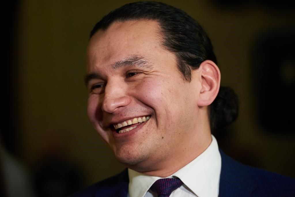Manitoba NDP Leader Wab Kinew vowed to cut land transfer taxes for first-time buyers Friday.