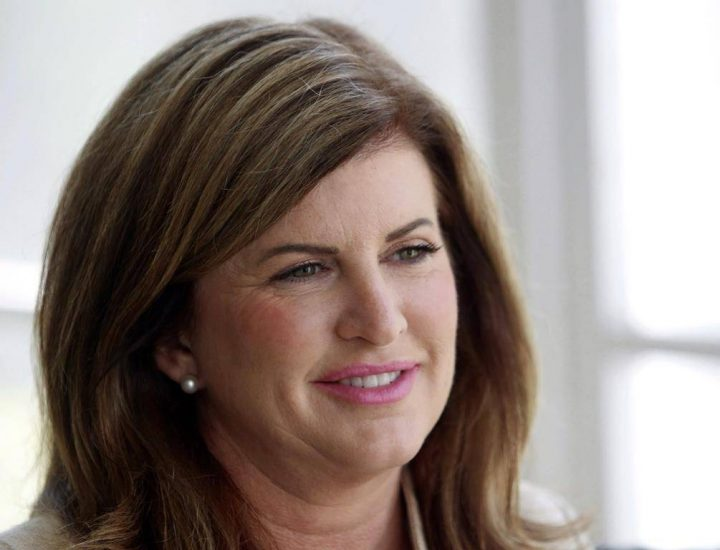 The Conservatives' former leader doesn't agree with the current leader's assertion that Canada got taken to the cleaners by Donald Trump on the renegotiated NAFTA. Conservative Interim Leader Rona Ambrose is shown during an interview with The Canadian Press in Ottawa, Thursday, May 18, 2017. THE CANADIAN PRESS/Fred Chartrand.