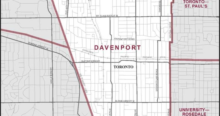 Canada election: Toronto's Davenport riding among region's most competitive races