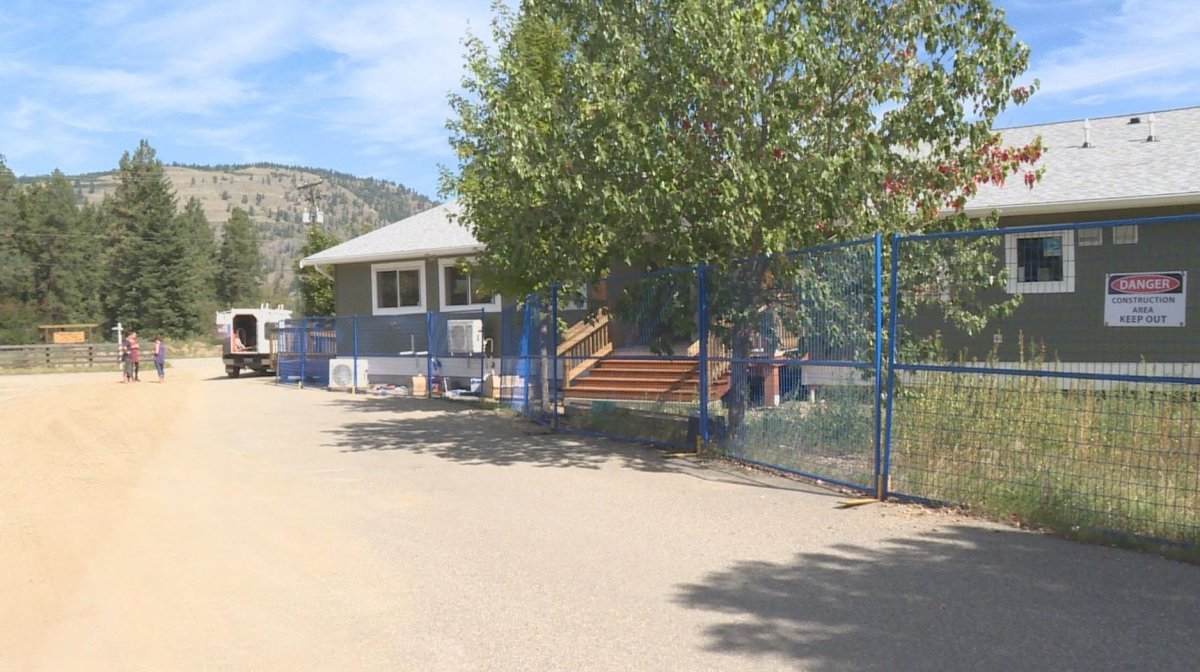 The Bridge Educational Society is building the daycare on a rural property near Lumby, B.C., where they already operate a school.