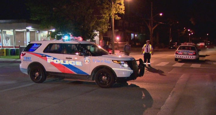 Toronto police is investigating after a teen boy was injured after a shooting in the Greektown area.