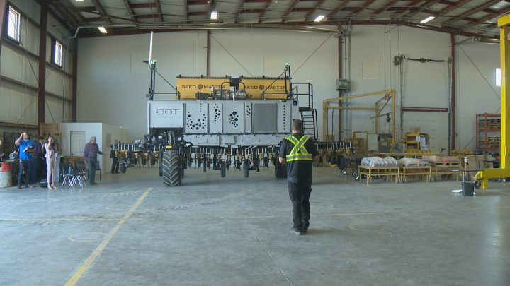 The federal government is committing nearly $30 million in funding to 22 businesses across Saskatchewan.