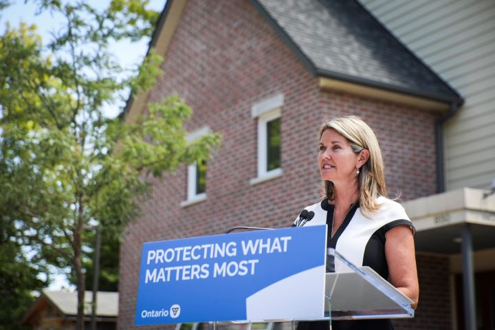 Jill Dunlop, Simcoe North's MPP, said in a statement that the new health centre will improve access to services.