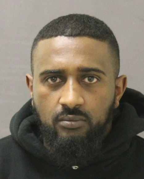 London police are searching for Moaied Elfaki, 25, of Toronto in relation to a shooting on Hummingbird Crescent in London.