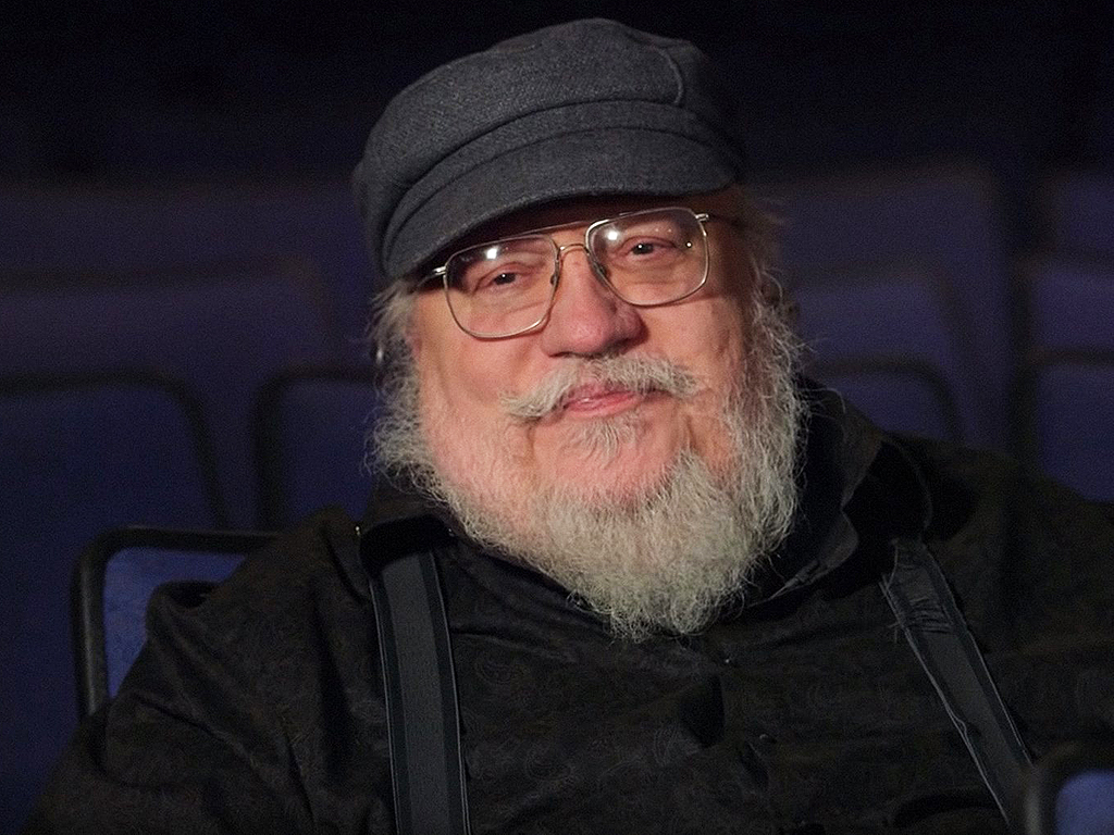 'A Song of Ice and Fire' author, George R.R. Martin, author in 2018.