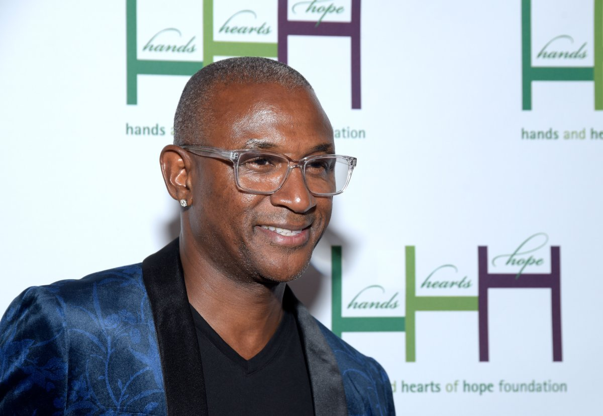 "Tommy Davidson attends Hands And Hearts Of Hope Foundation's ""An Evening Of Fun And Comedy"" inaugural benefit at The Comedy Store on June 19, 2019 in West Hollywood, California."