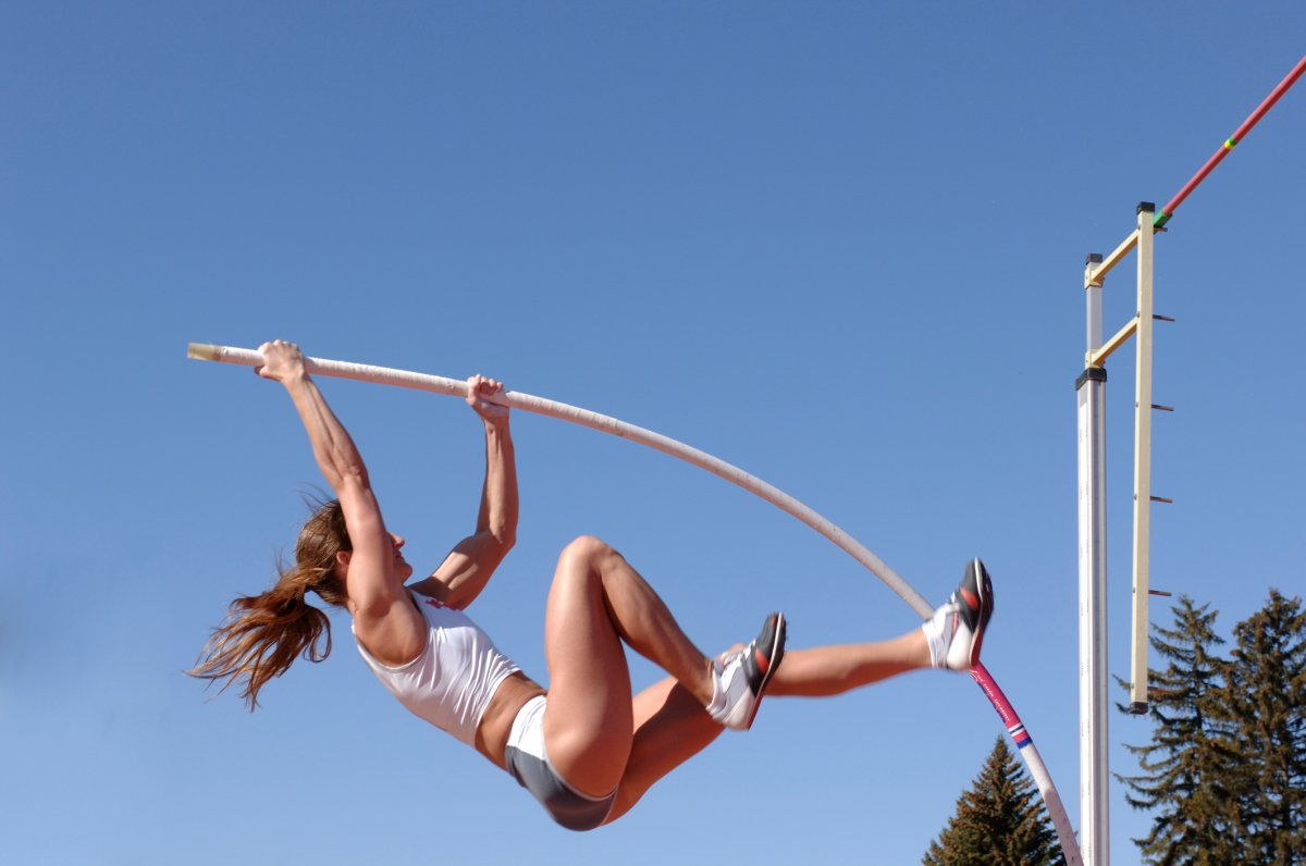 Manitobans will be pole-vaulting near Birds Hill this weekend.
