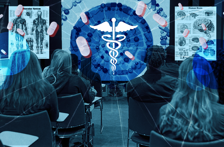 What are medical schools' policies on pharma interaction? - image