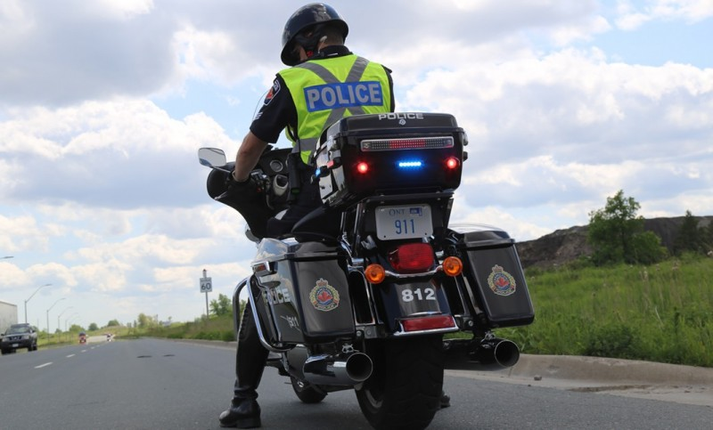 Hamilton police say 'areas of concern' will be the focus of their long weekend traffic blitz.