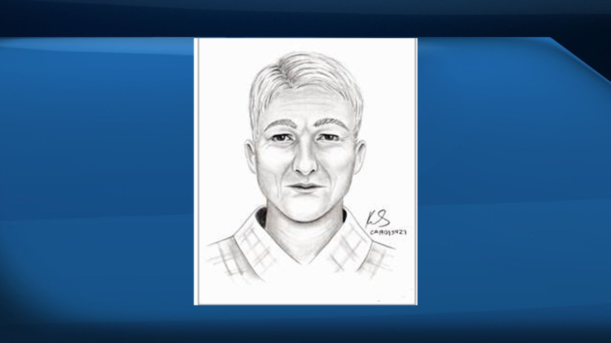 Lethbridge police have released a composite sketch of a man they say is a suspect in the sexual assault of an eight-year-old boy.