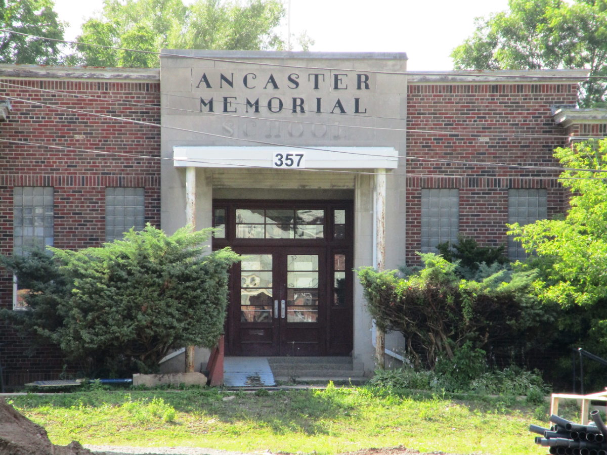 City council has approved funding toward the building of an arts and culture centre at the site of the former Memorial School in Ancaster.