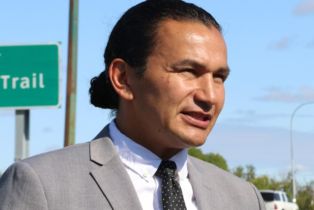 Manitoba NDP Leader Wab Kinew is promising to cap post-secondary tuition increases to no more than the rate of inflation.
