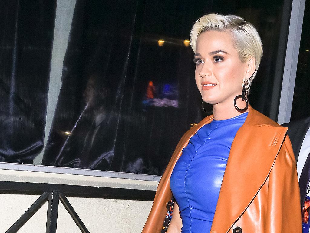 Katy Perry is seen on June 4, 2019 in Los Angeles, Calif.