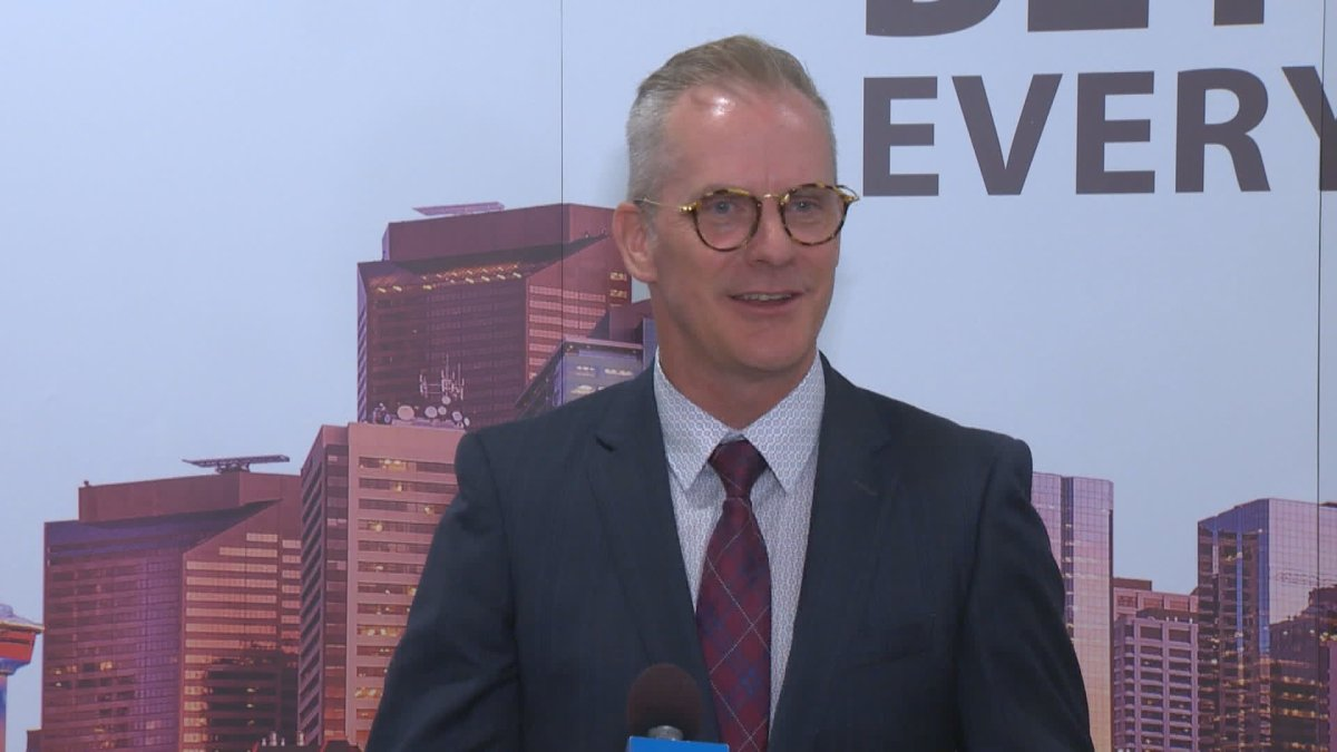 David Duckworth has been hired as the new manager for the City of Calgary.