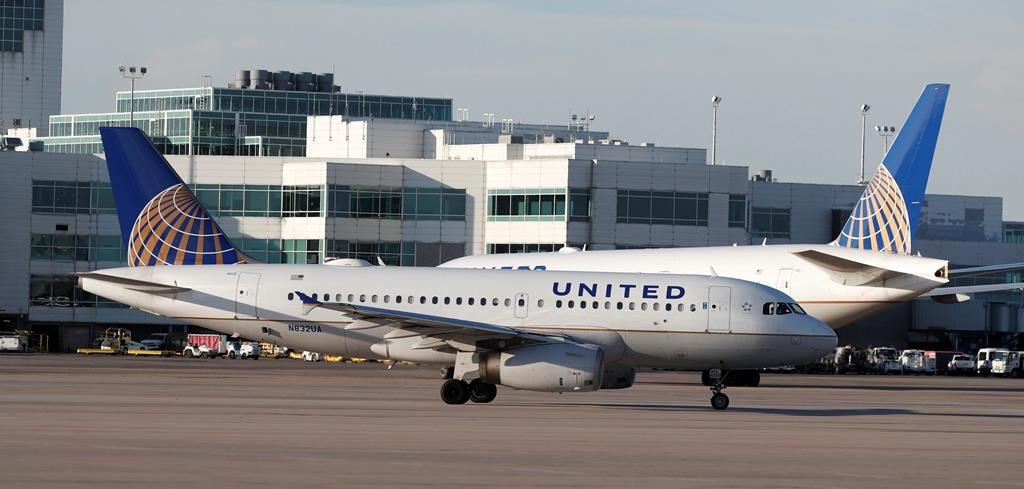United Airlines lifts systemwide outage after flights grounded, canceled