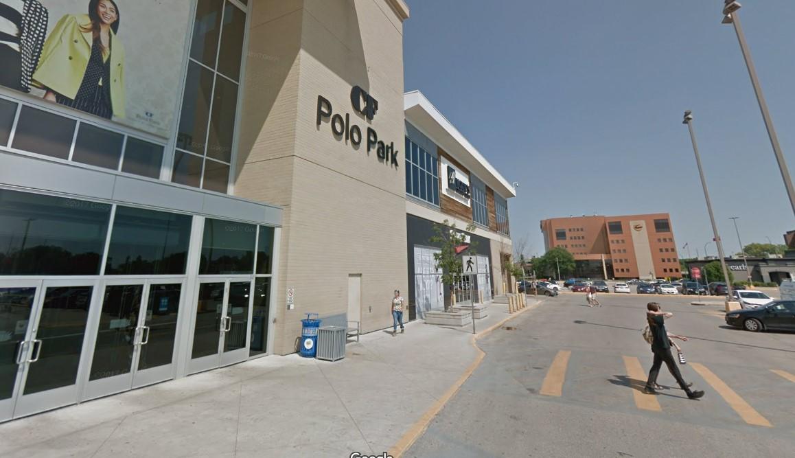 CF Polo Park.