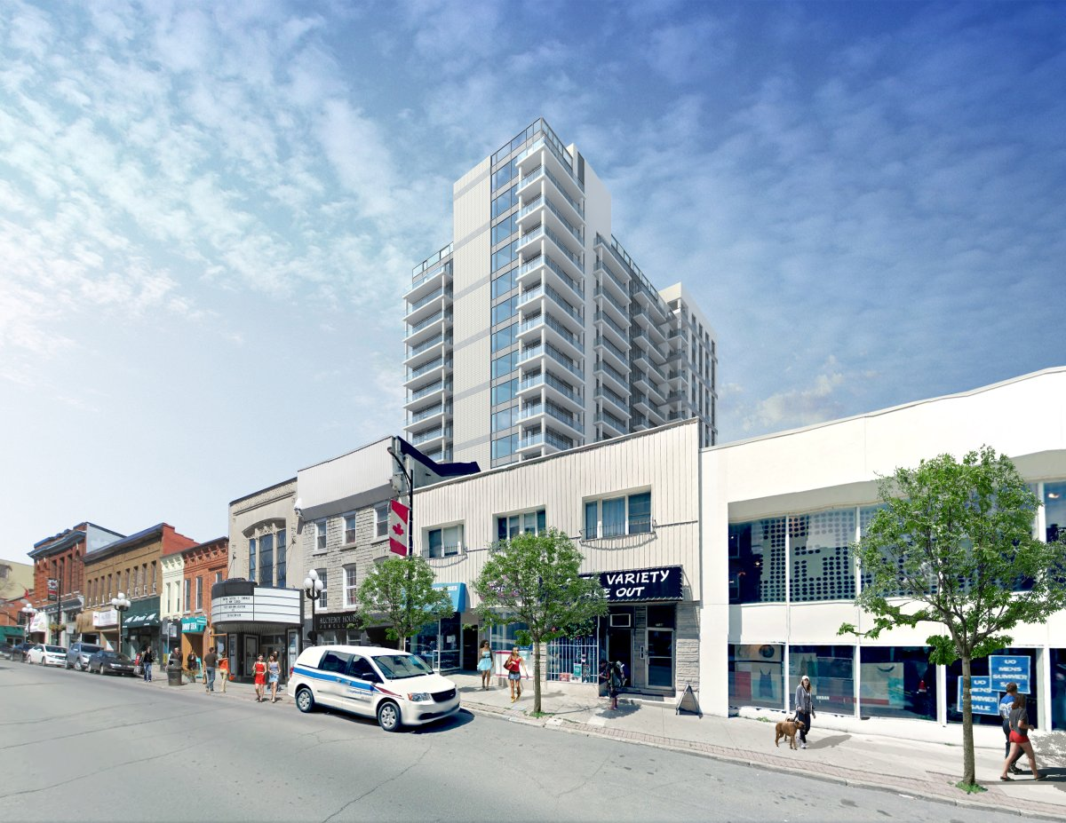 An Ontario court allows a developer to appeal a planning tribunal's rejection of the 16-storey Capitol condo in downtown Kingston.