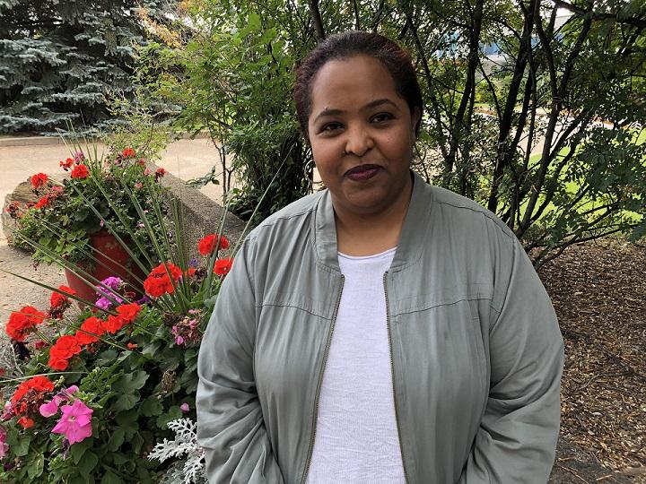 Sadiya Mohammed on August 29, 2019.