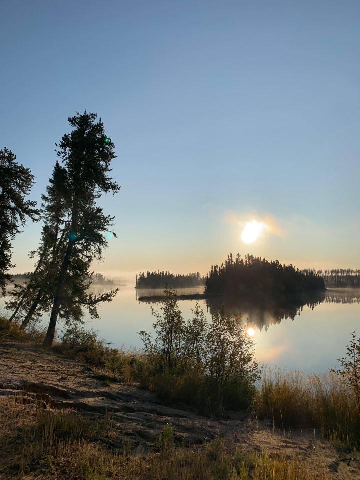 The September 30 Your Saskatchewan photo was taken by Jenny Campbell along Key Lake Road Kilometre 160.