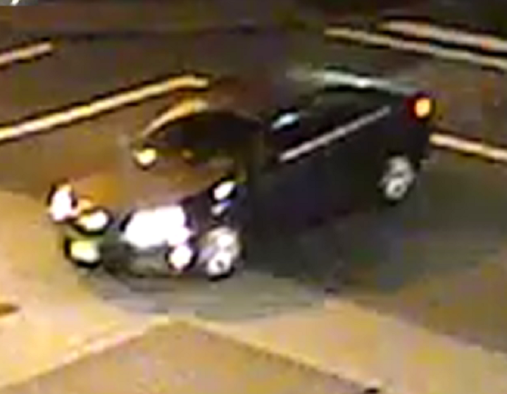 Do you recognize this vehicle? Surrey RCMP is looking for it in connection with an a sex assault alleged to have happened in Newton on Sept. 19.
