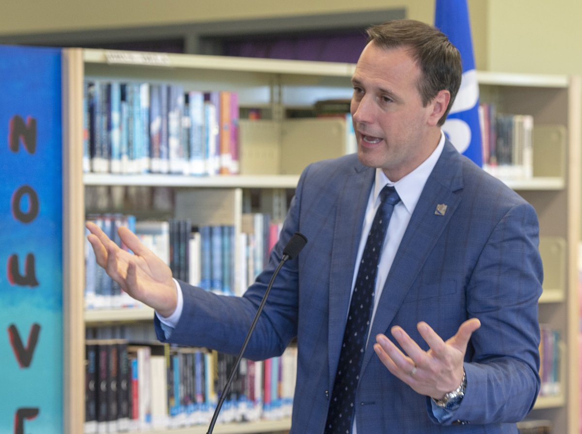 A new study of the provincial government's school board reform project argues the move will centralize powers with Quebec Education Minister Jean-François Roberge.
