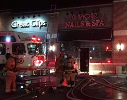Continue reading: Crews respond to building fire in Cochrane