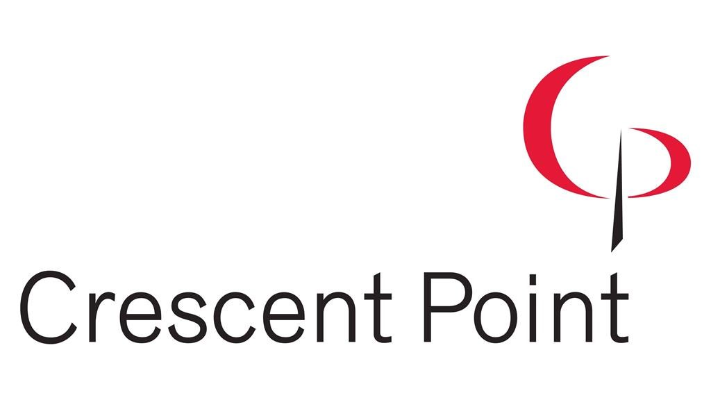 The corporate logo of Crescent Point Energy Corp. (TSX: CPG ) is shown.