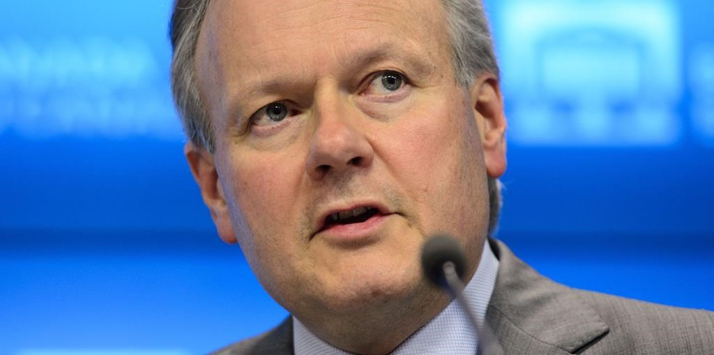 The Bank of Canada is keeping its trend-setting policy interest rate steady at 1.75 per cent, the bank announced in a statement on Sept. 4. Above, Stephen Poloz, governor of the Bank of Canada.