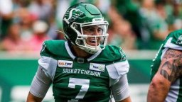Continue reading: Cody Fajardo signs two-year extension with Saskatchewan Roughriders