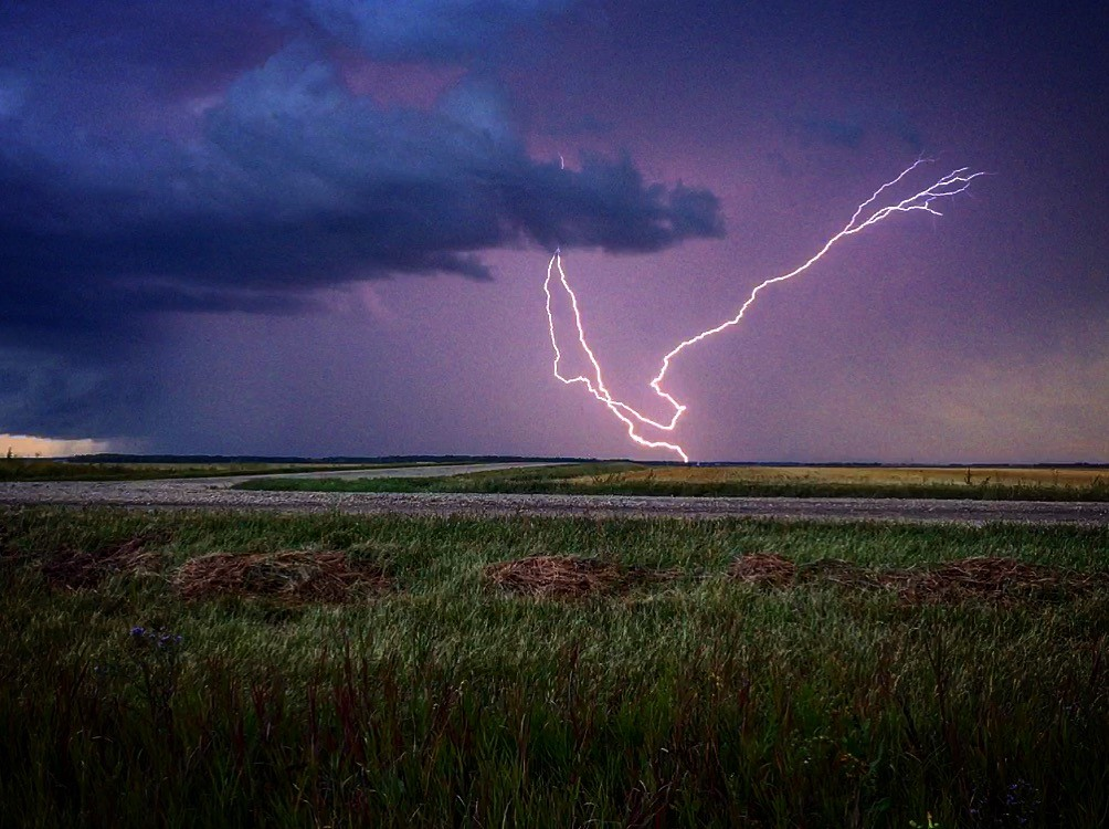 Oak Hammock Marsh, Manitoba.