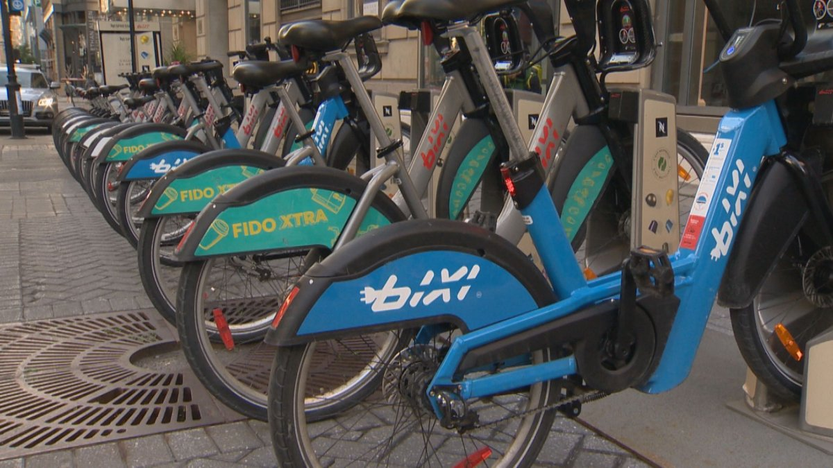 Bixi's e-bikes have been popular since their launch on Aug. 26, 2019.