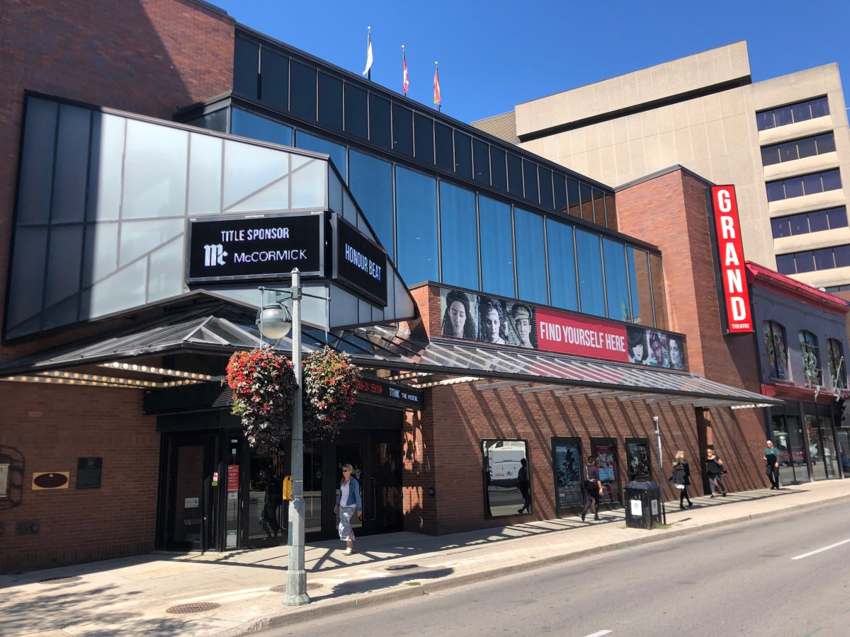 The Grand Theatre in London, Ont.