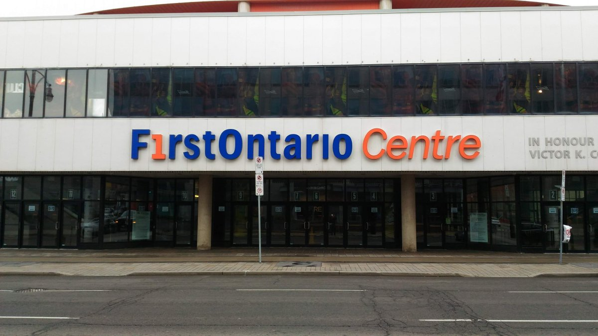 The city of Hamilton is looking for a more financially viable arena option than the existing First Ontario Centre.