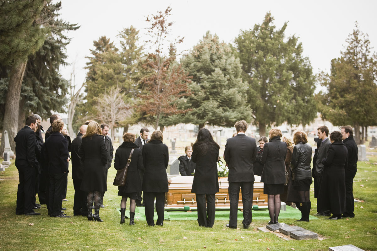 OPP are warning members of the public to be cautious with how much information they share about the funerals of loved ones.