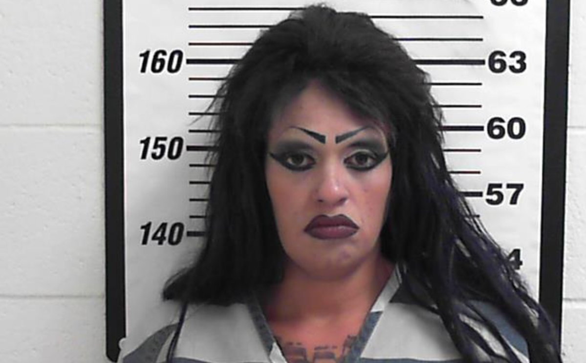 Heather Elaine Garcia was arrested on Aug. 31 in Utah after impersonating her daughter.