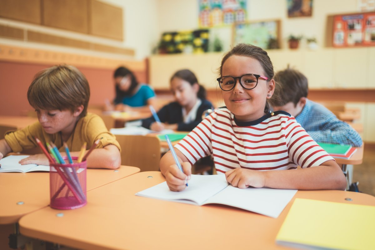 Quebec will be reimbursing part of the expenses incurred to buy glasses for children under the age of 18.